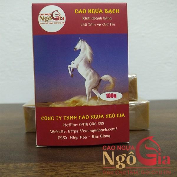 Giá cao ngựa bạch