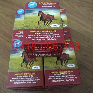 Bán cao ngựa tại Quảng Nam